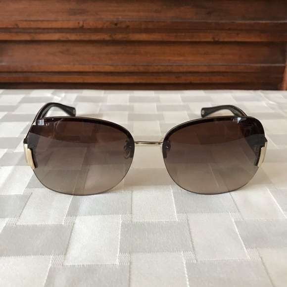 Coach Pre-owned Ladies Sunglasses